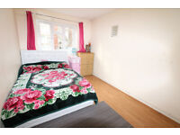 2 bed room flat***huge living room***Balcony***bath & toilet separate***Mile End/Stepney Green, E1