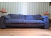 Free for collection: 3-seater sofa and an armchair