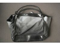 Burberry huge canvas bag
