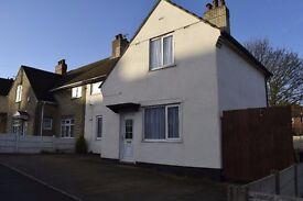 Semi Detached Property to Rent Shirebrook