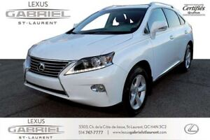 2014 Lexus RX 350 *PREMIUM* SUNROOF + LEATHER SEATS + HEATED AND