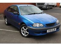 TOYOTA AVENSIS 1.8 SE AUTOMATIC 5 DOOR Moseley, West Midlands