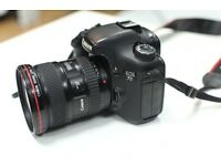 Canon EOS 7D - Body Only - with 2 Batteries [No Offers]