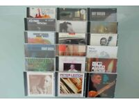 18 Great Classic Jazz Guitar cds