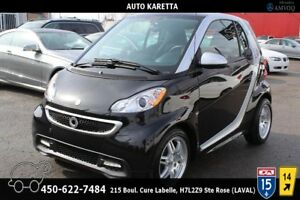2014 Smart fortwo electric drive PASSION ELECTRIC TOIT, SIEGES C