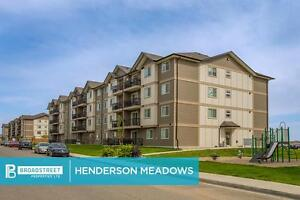 Pet friendly Two Bedroom Apartment w in-suite laundry NW Regina