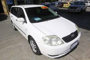 2004 Toyota Corolla Wagon Beaconsfield Fremantle Area Preview