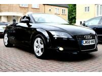 AUDI TT 2.0 TDI QUATTRO ROADSTER 2 DR FULL AUDI DEALER SERVICE HISTORY HPI CLEAR EXCELLENT CONDITION