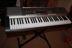 Casio LK-230 Electric Keyboard and Stand