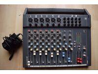 Soundcraft Spirit Folio 10 2 Mixing Desk