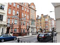 Bright, large Mayfair flat with en-suite bathroom AMAZING PRICE!