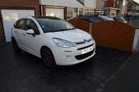 CAR FOR SALE CITREON C3 £6000 REG 15 ENGINE 1200