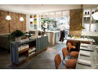 Chef de Partie – Fine Dining Restaurant