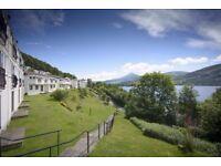 Scotland Holiday Apartment, Loch Rannoch Highland Club, Perthshire, Studio Apartment