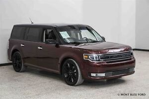 2016 Ford Flex Limited Ecobost w/NAV, PANORAMIC ROOF !!!  FINANC