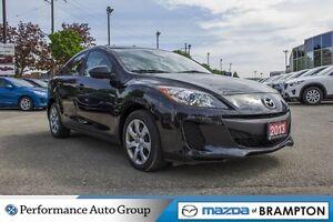 2013 Mazda MAZDA3 GX|A/C|KEYLESS|MP3|AUTO|FWD