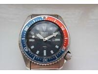 Seiko Scuba Diver's automatic mechanical wristwatch - Japan - '89 - 4205-0158