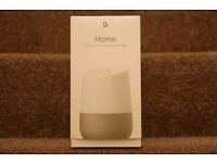 Brand New Google Home Smart Speaker for SALE