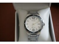 NEW Pulsar Gents Stainless Steel Bracelet Watch