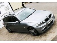 2010 BMW 320D M SPORT BUSINESS EDITION TOURING 175 BHP *NIGHT EDITION SPEC* (FINANCE & WARRANTY)