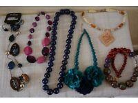 Jewellery six pieces
