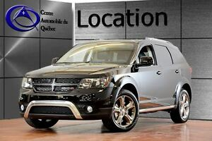 2017 Dodge Journey Crossroad AWD CUIR TOIT NAV LOCATION