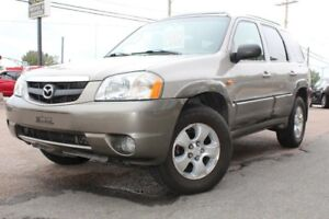 2002 Mazda Tribute V6 AWD