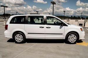 2015 Dodge Grand Caravan Coquitlam location $132 Bi-Weekly Over
