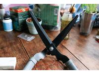 Long armed Shears for gardening