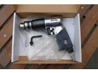 "Clarke 3/8"" reversible air drill"