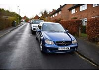 Mercedes Benz C CLASS DIESEL SALOON - C220 CDI Avantgarde SE 4dr Auto-Great spec, Automatic gearbox.