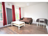Modern one bedroom flat in this beautiful Victorian house.
