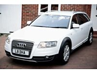 AUDI A6 ALLROAD 3.0 TDI QUATTRO (V6 engine). 2007 model