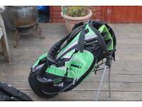 2 Golf bags £30