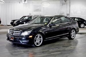 2012 Mercedes-Benz C-Class C350 4MATIC, Navigation, Panoramic Ro