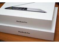 "Latest NEW Sealed Macbook 2017 UK touchbar pro air 512gb 256gb 128gb 13"" 15"" 15inch 3.6ghz"