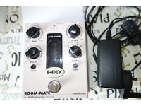 t-rex room mate v2 tube reverb £300 new