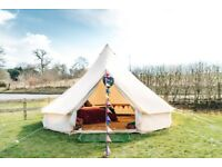 5m ULTIMATE (ZIG) BELL TENT BRAND NEW