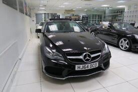 MERCEDES-BENZ E CLASS 2.1 E250 CDI AMG Line 7G-Tronic Plus 2dr Auto (black) 2014