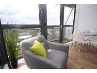 1 Bed Furnished 3rd Floor Apartment, Hill St, Garnethill