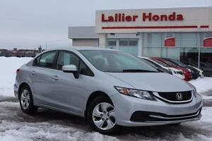 2014 Honda Civic LX Heated Seats