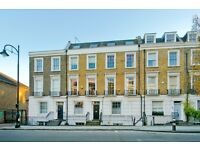 SPACIOUS 2/3 DOUBLE BEDROOM APARTMENT WITH ROOF TERRACE SET ON 1 OF CAMDEN'S MOST DESIRABLE STREETS