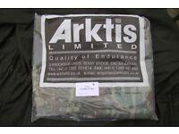 NEW - Arktis Combat Trousers, in Greek 'Lizard' Camo - Waist 38'