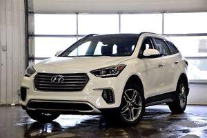 2017 Hyundai Santa Fe XL Limited GPS TOIT OUVRANT PANORAMIQUE CU