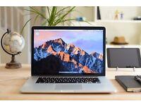 Mac Book Pro (Retina - 15inch - Late 2013)