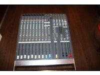 Allen & Heath CP12 Powered Mixing Desk