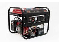 T-MAX Portable Petrol Generator 6000W-E / 240V