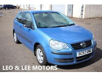 2007 57 Volkswagen Polo E70 1.2 3dr,FSH,Timing chain engine,3 months warranty