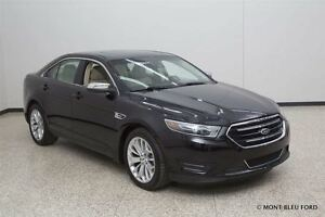 2016 Ford Taurus LIMITED/AWD w/NAV, ROO,BACK-UP CAM, LEATHER !!!