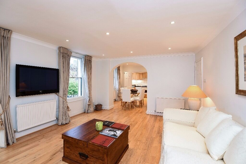 A charming two bedroom apartment on Milner Street, SW7